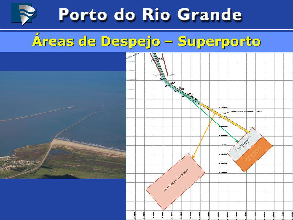 Áreas de Despejo – Superporto