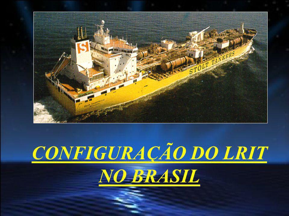 CONFIGURAÇÃO DO LRIT NO BRASIL