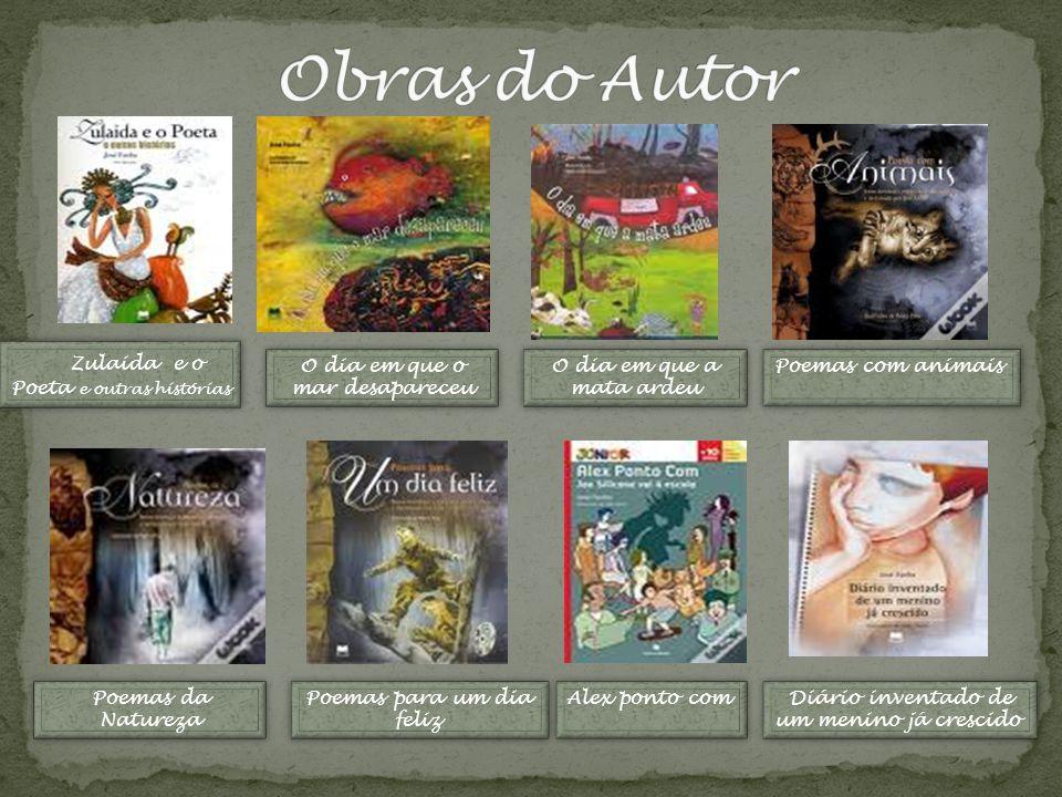 Obras do Autor Zulaida e o Poeta e outras histórias