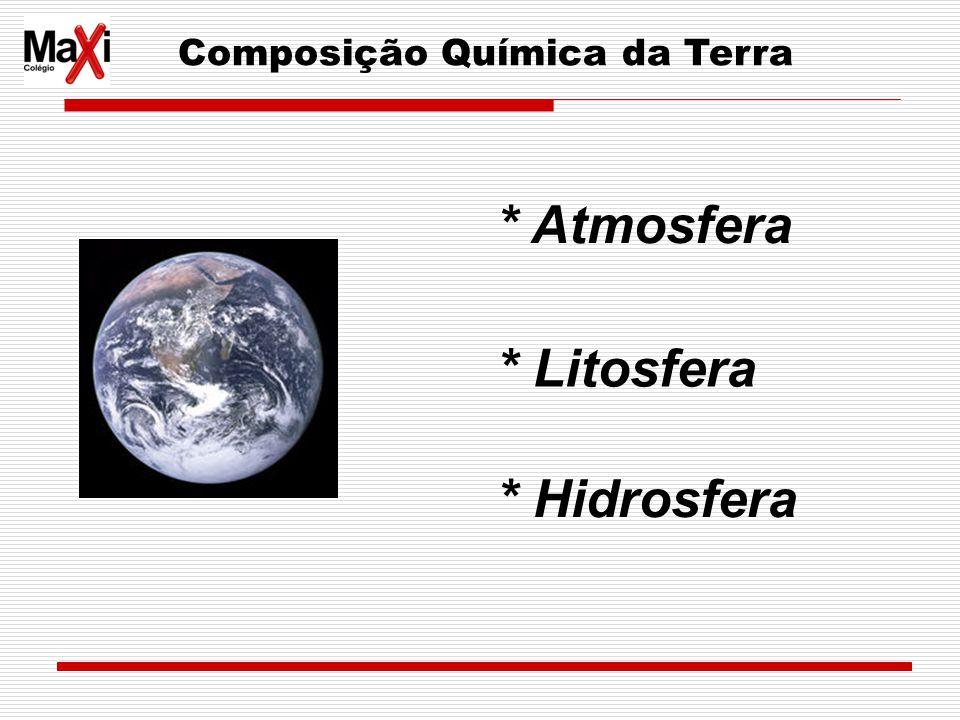 Composição Química da Terra
