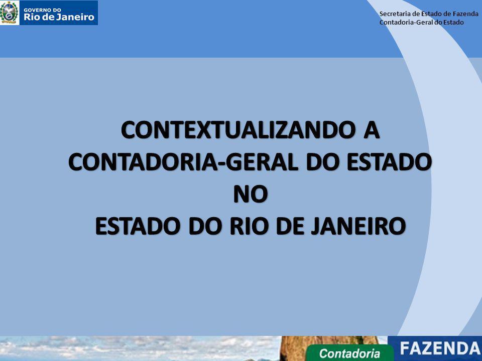 CONTEXTUALIZANDO A CONTADORIA-GERAL DO ESTADO NO