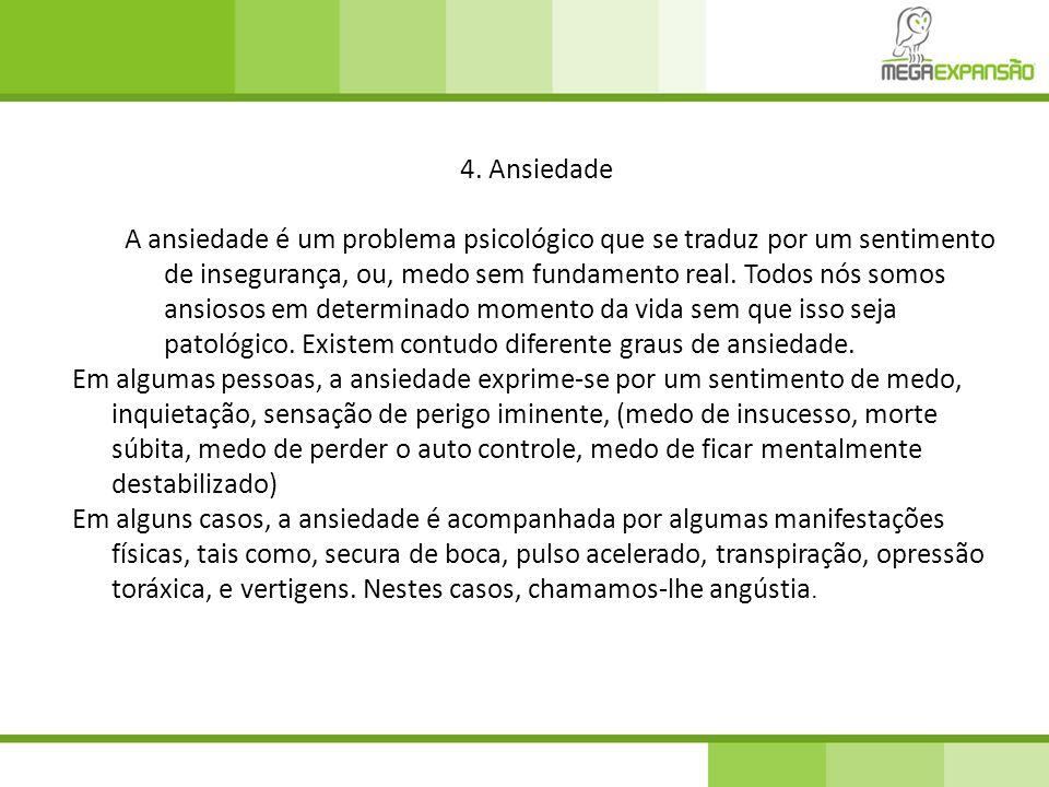 4. Ansiedade
