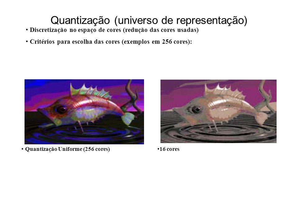 Quantização (universo de representação)