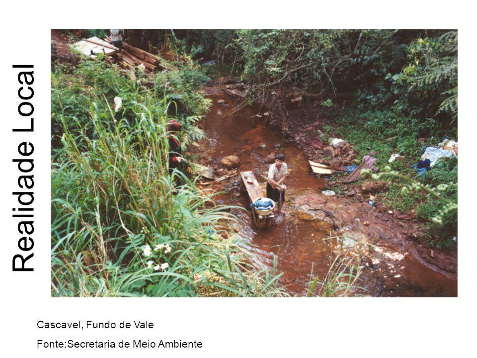 Realidade Local Cascavel, Fundo de Vale