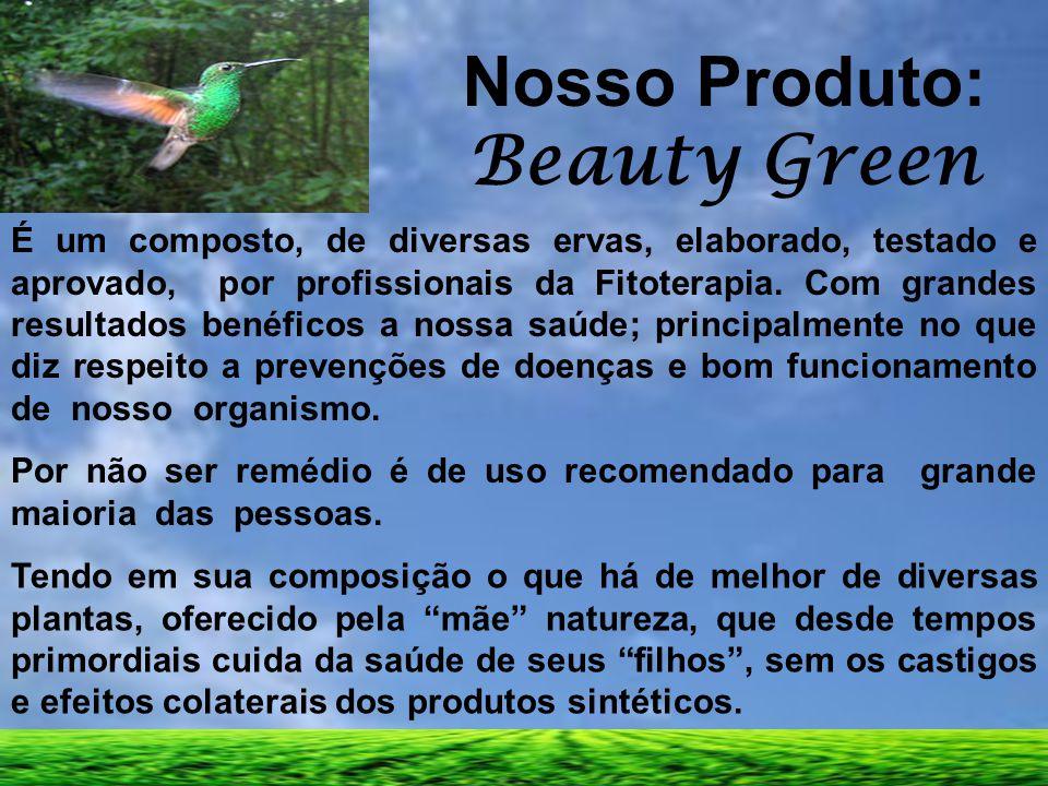 Nosso Produto: Beauty Green