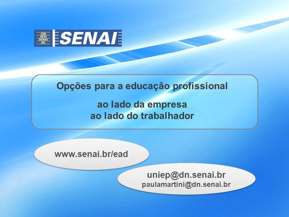 Opções para a educação profissional ao lado da empresa ao lado do trabalhador