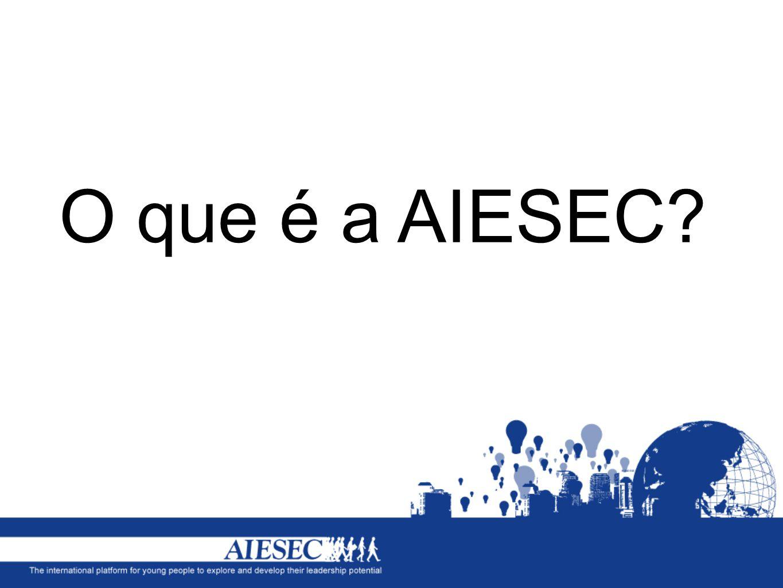 O que é a AIESEC
