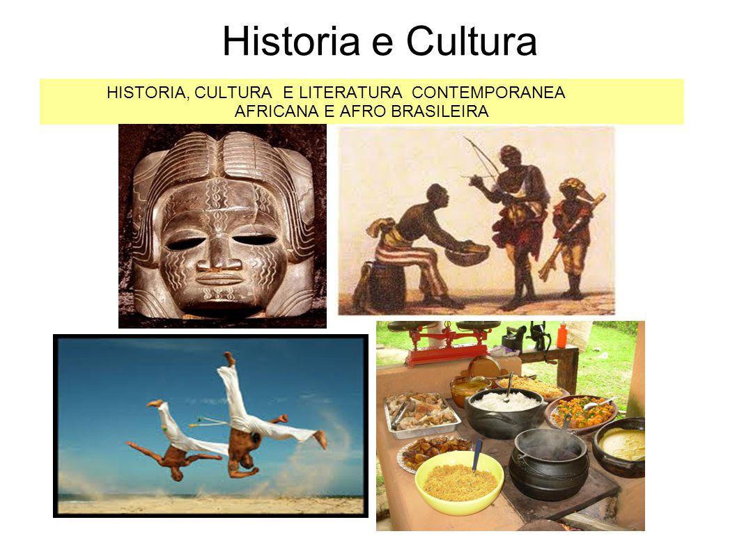 AFRICANA E AFRO BRASILEIRA