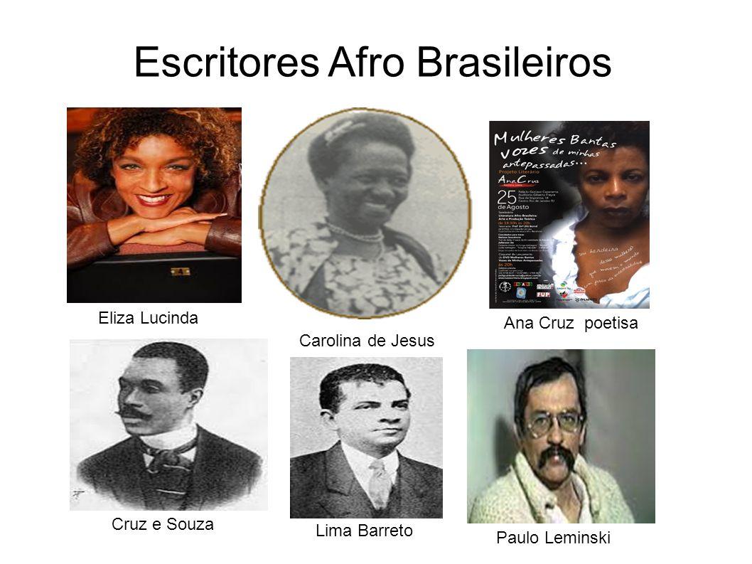 Escritores Afro Brasileiros