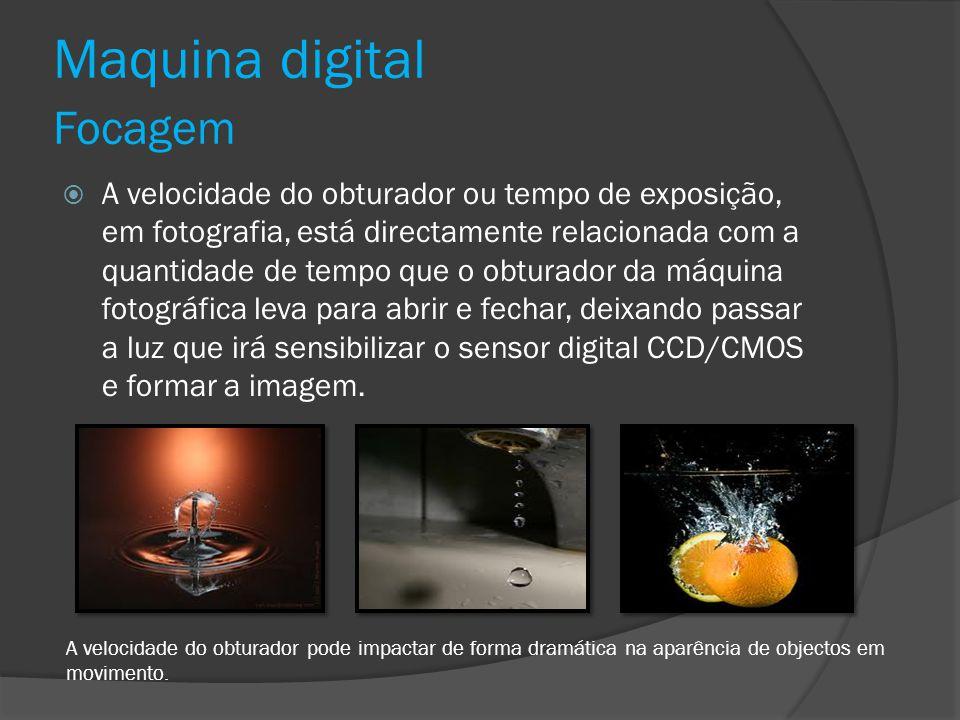 Maquina digital Focagem