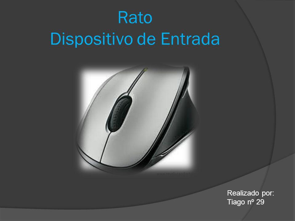 Rato Dispositivo de Entrada