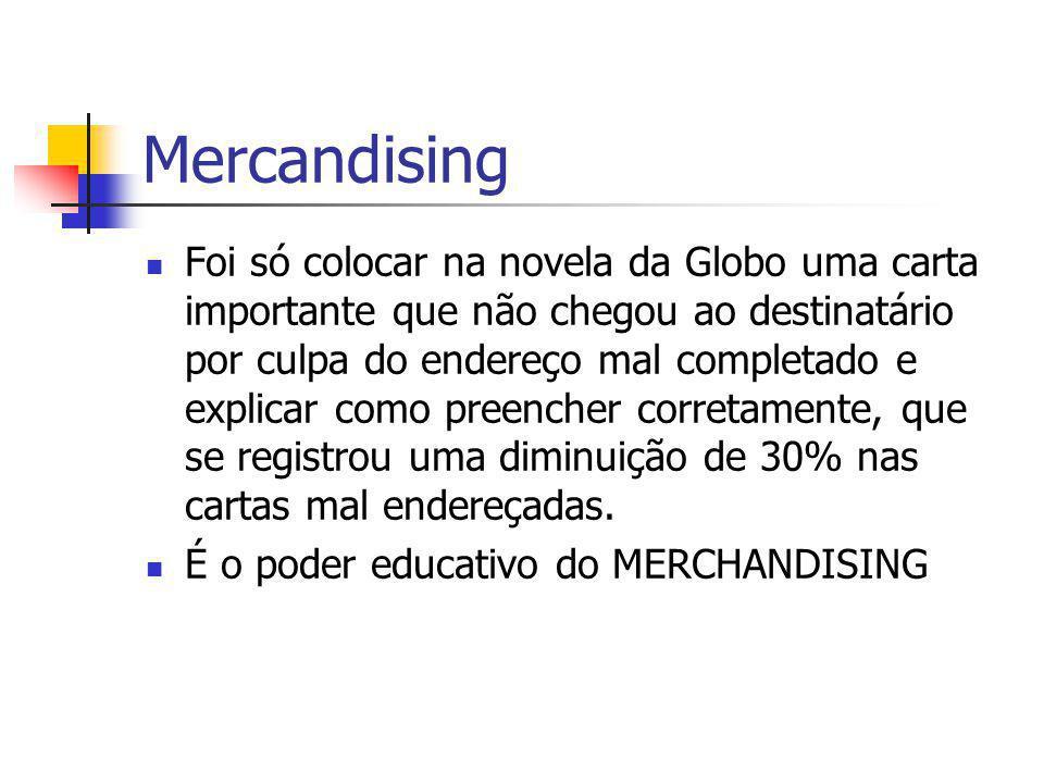 Mercandising