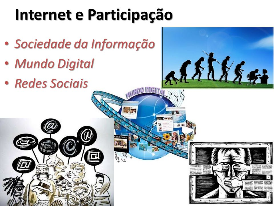 Internet e Participação