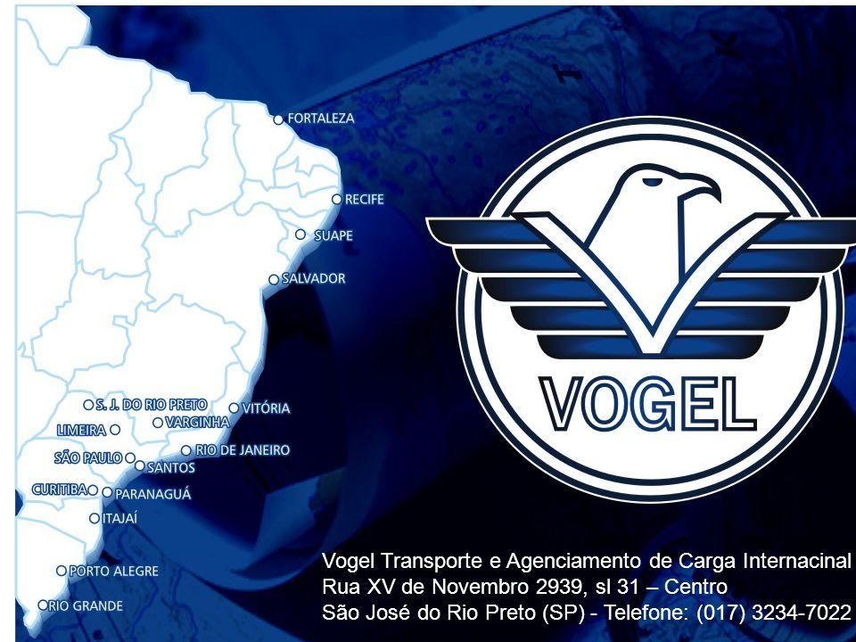 Vogel Transporte e Agenciamento de Carga Internacinal