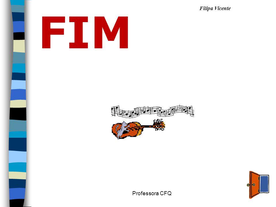 FIM Professora CFQ