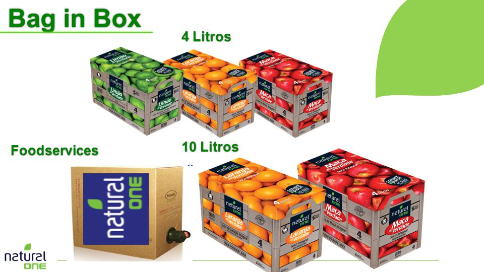 Bag in Box 4 Litros 10 Litros Foodservices