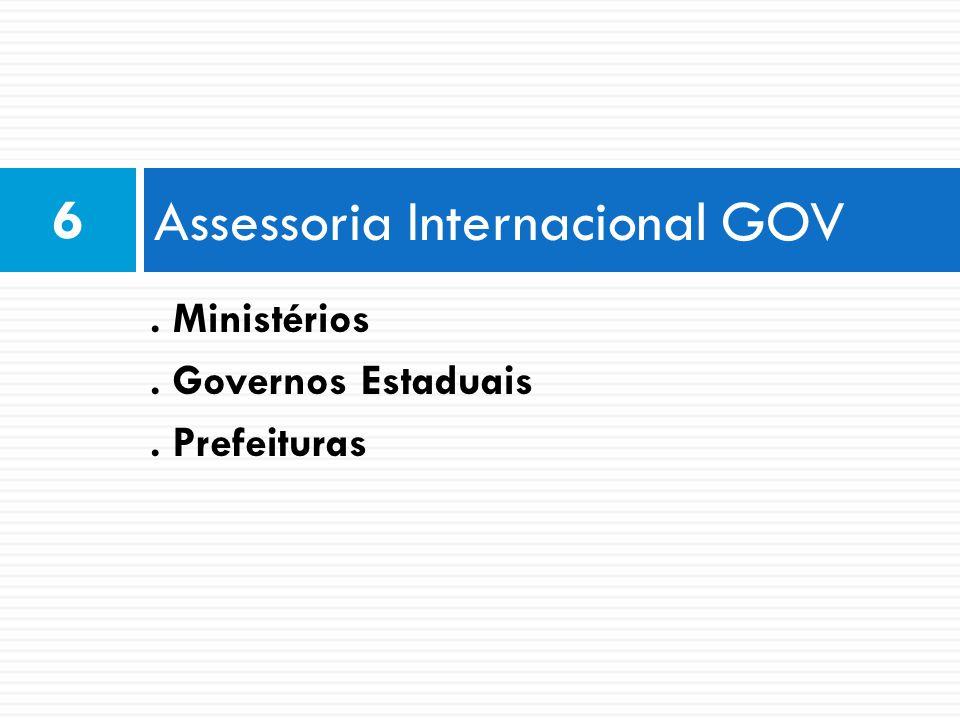 Assessoria Internacional GOV