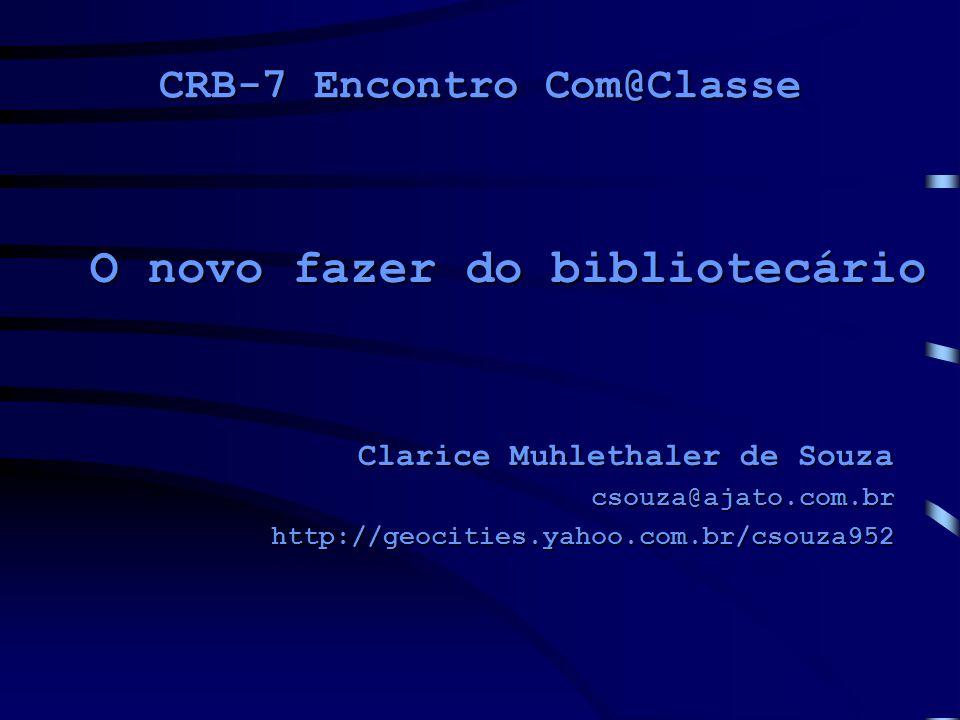 CRB-7 Encontro Com@Classe