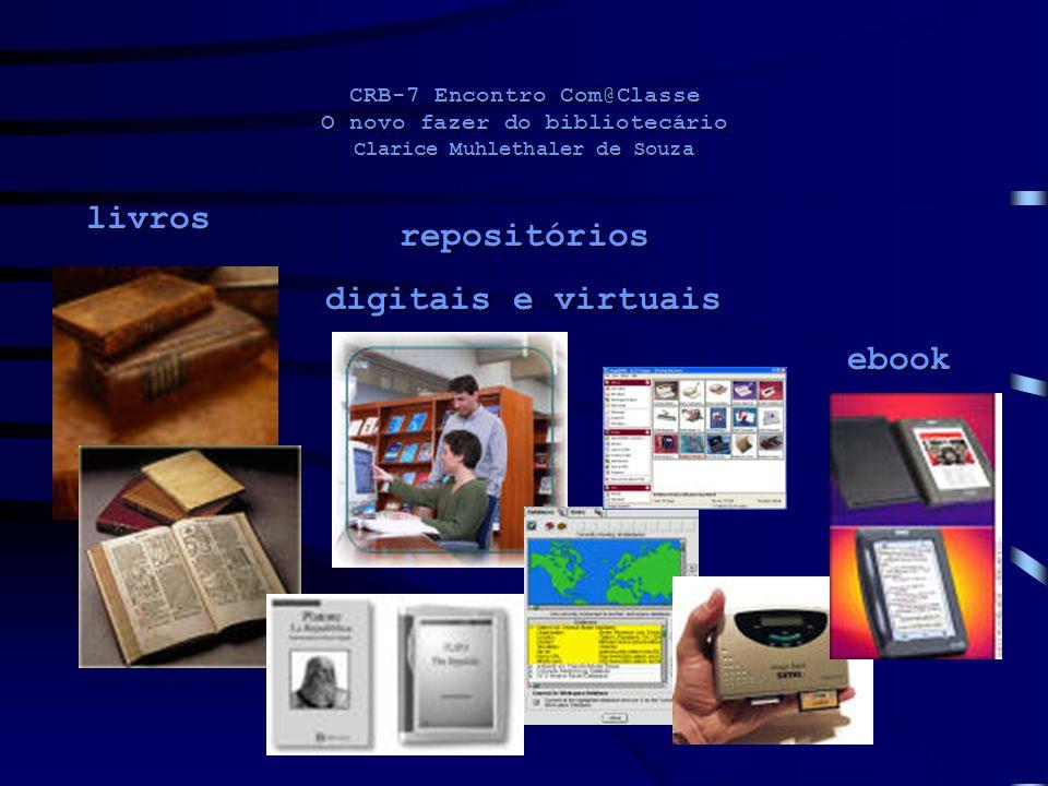 livros repositórios digitais e virtuais ebook