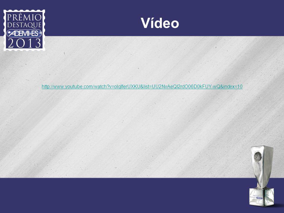 Vídeo http://www.youtube.com/watch v=olqlferUXKU&list=UU2NvAeQI2rdO06D0kFUY-wQ&index=10