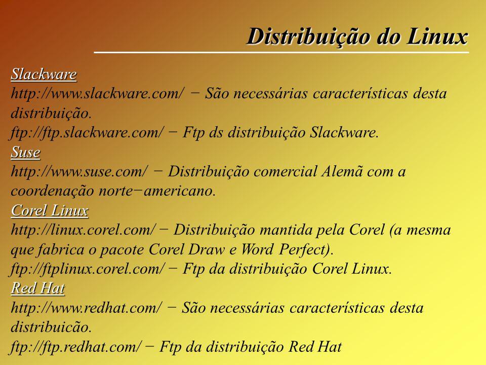 Distribuição do Linux Slackware