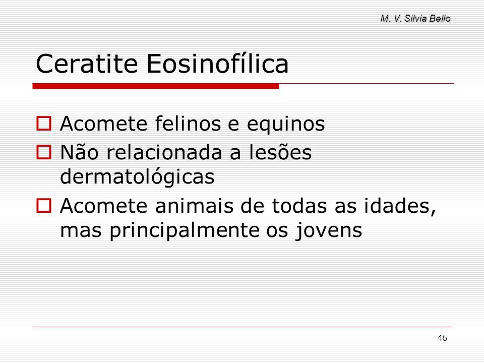 Ceratite Eosinofílica