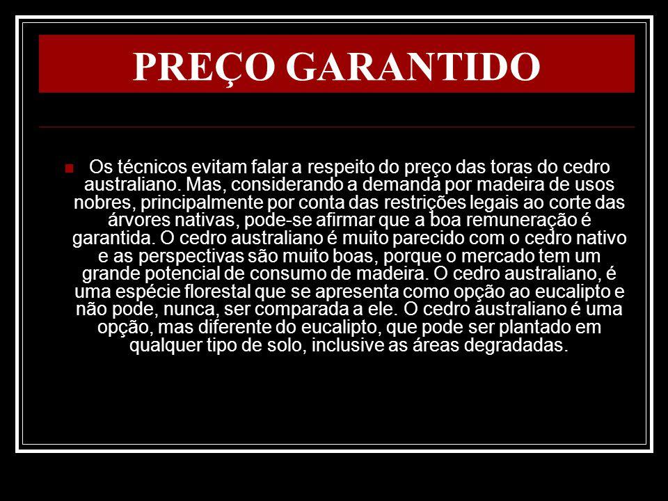 PREÇO GARANTIDO