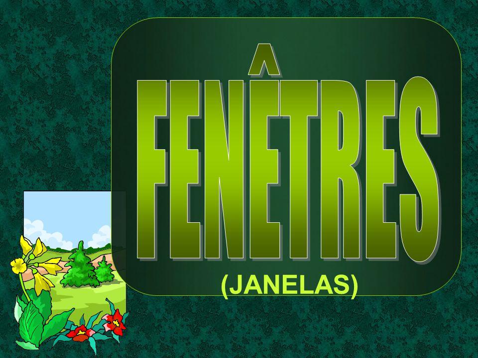 FENÊTRES (JANELAS)