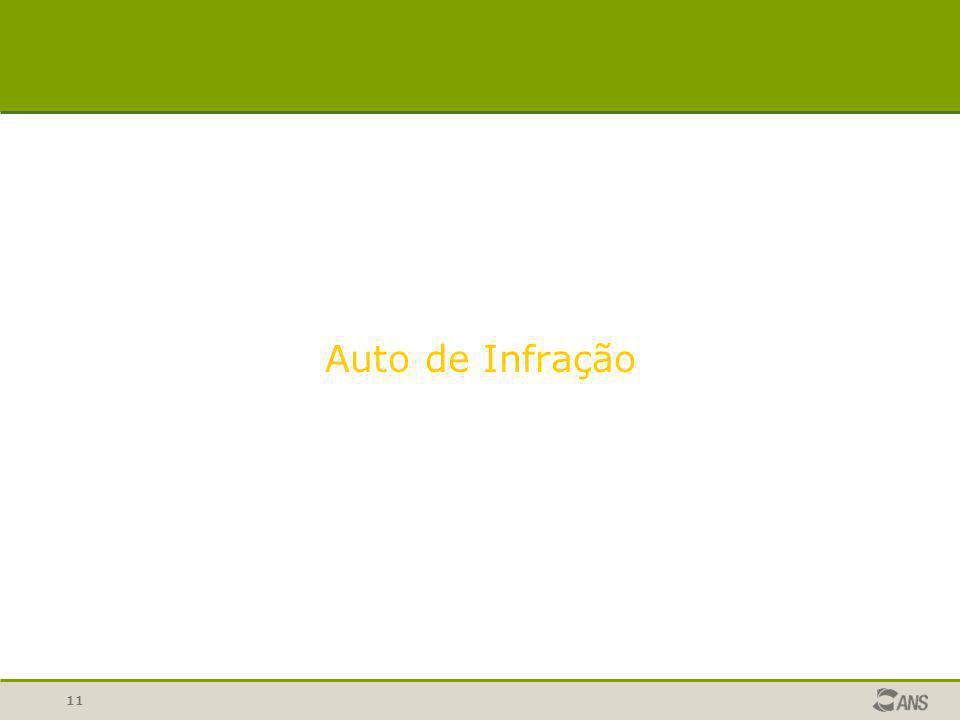 Auto de Infração