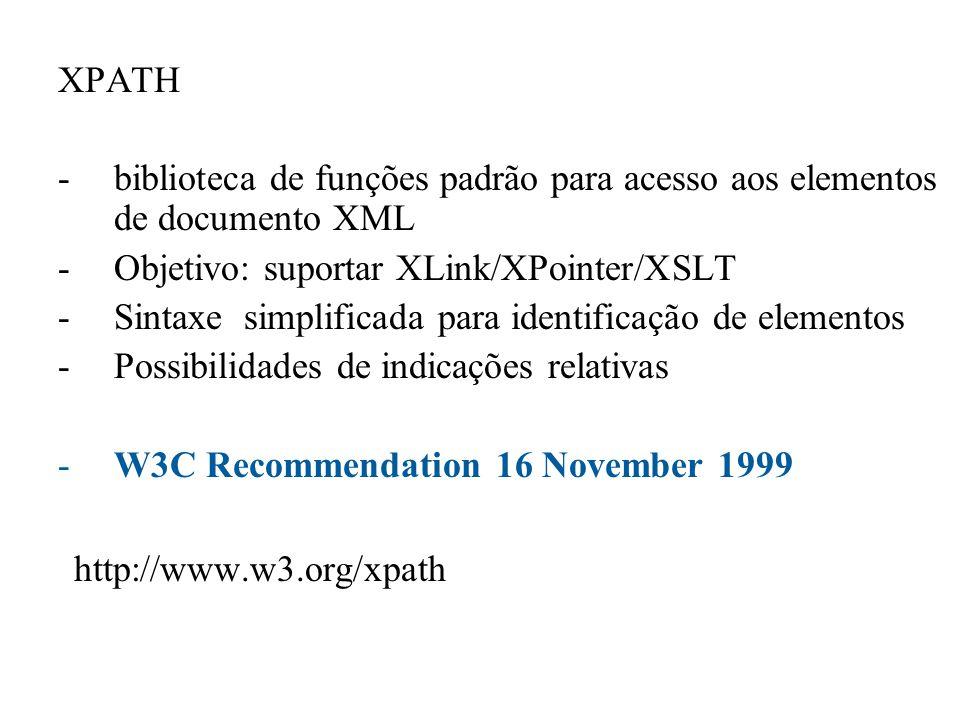 http://www.w3.org/xpath XPATH