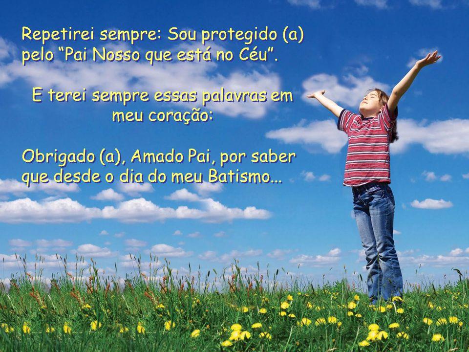 """Palavras Do Céu Home: """"É Cristo Que Vive Em Mim""""."""