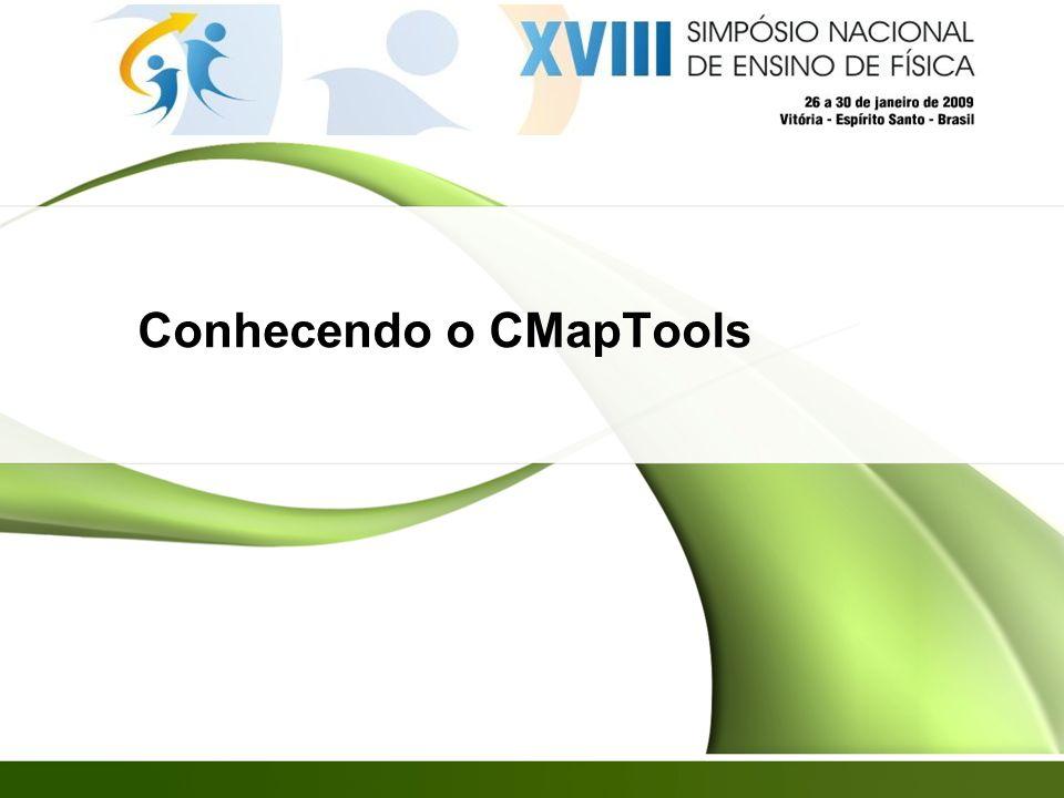 Conhecendo o CMapTools