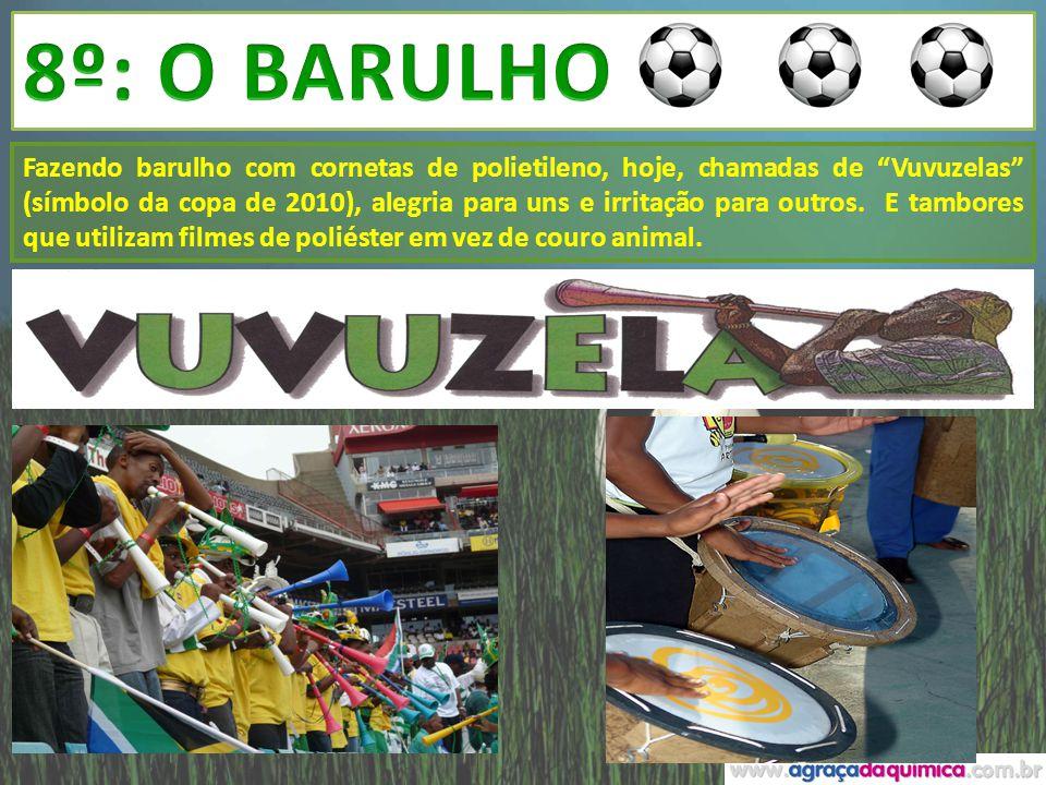 8º: O BARULHO