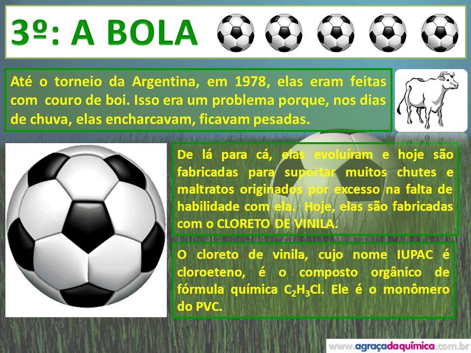 3º: A BOLA