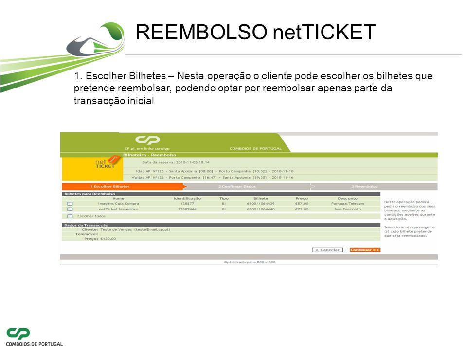 REEMBOLSO netTICKET
