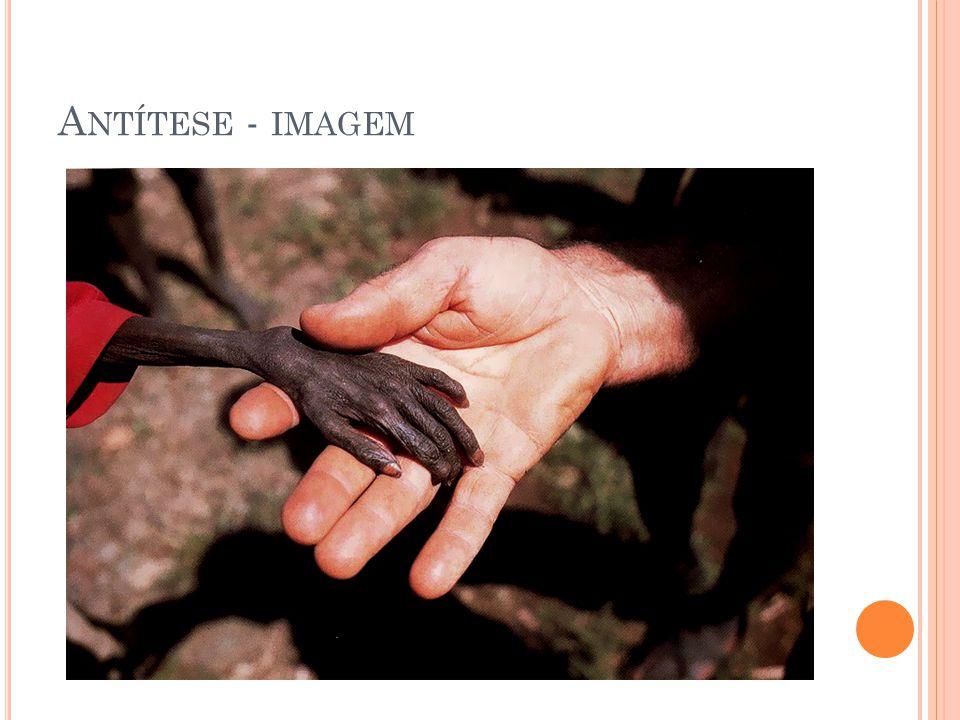 Antítese - imagem