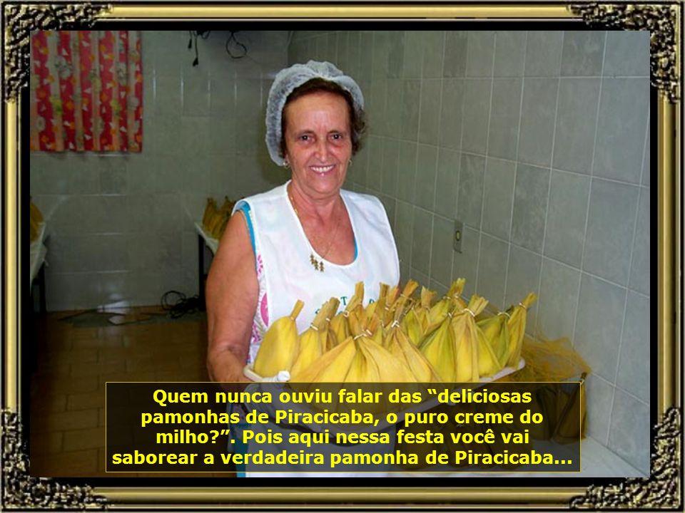 P0014805 - PIRACICABA - FESTA DO MILHO VERDE DE TANQUINHO EM 18. 03