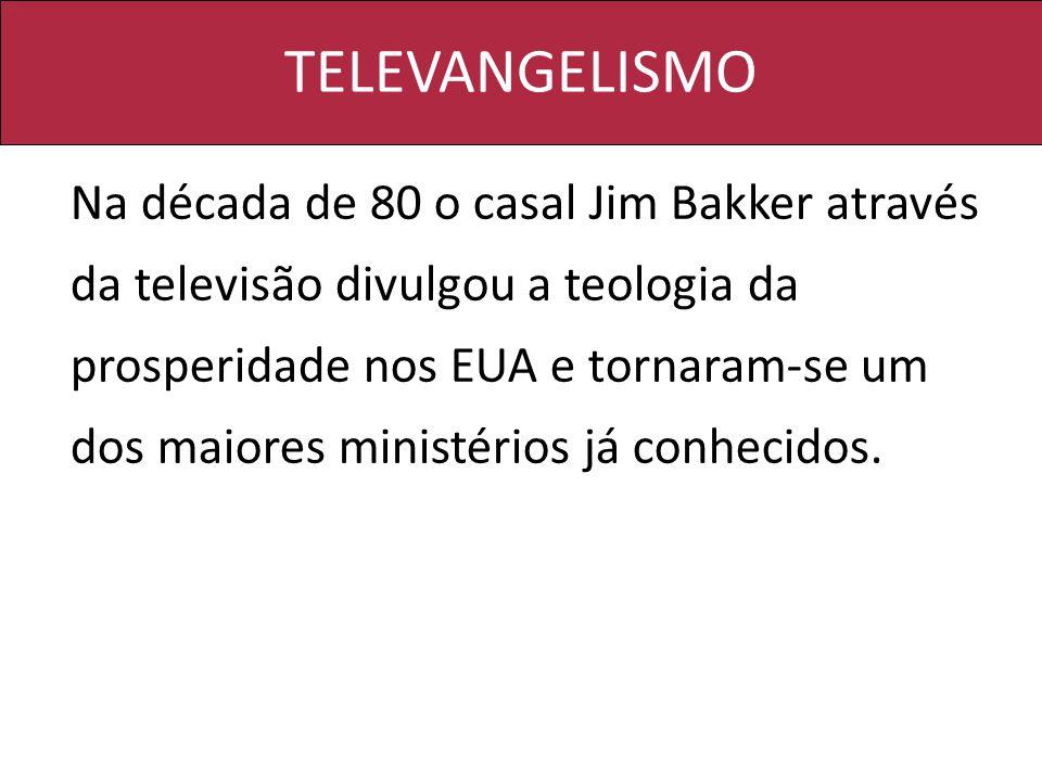 TELEVANGELISMO