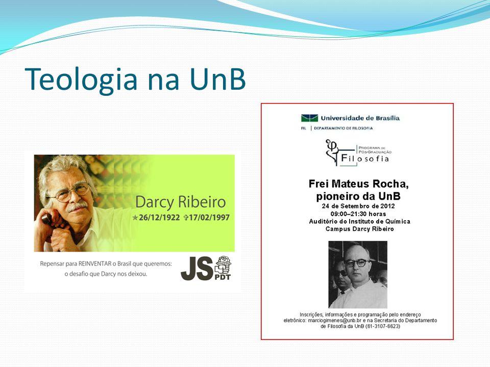 Teologia na UnB