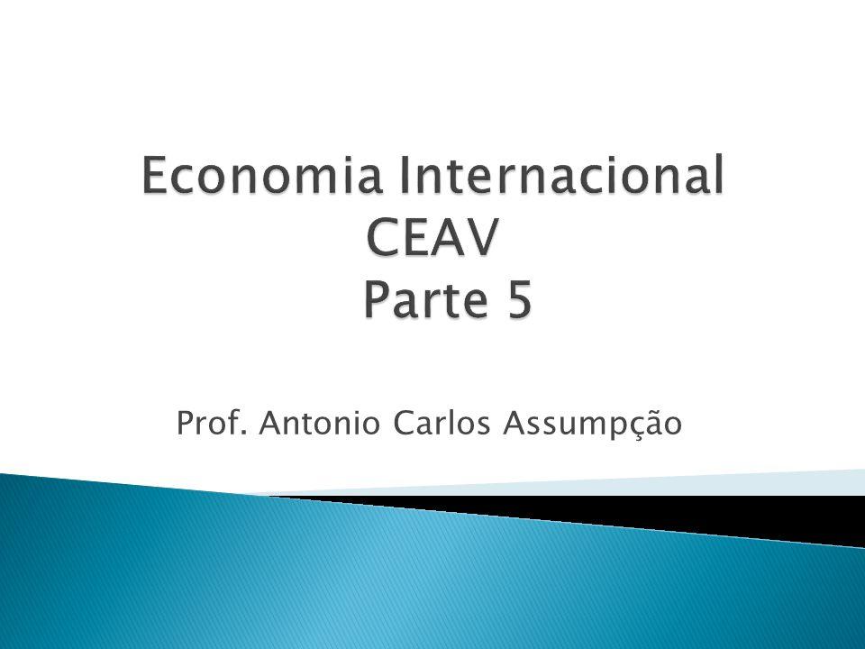 Economia Internacional CEAV Parte 5