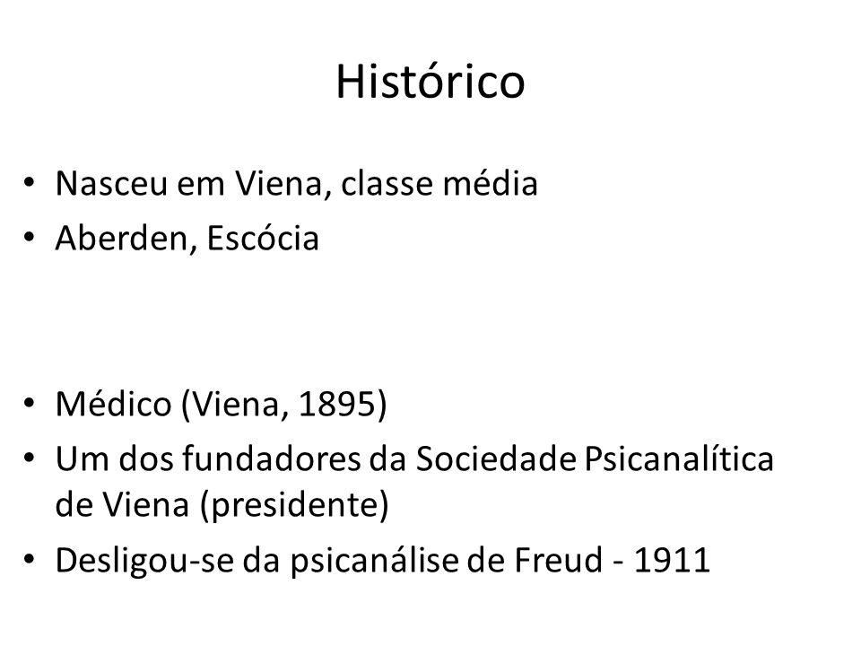 Histórico Nasceu em Viena, classe média Aberden, Escócia