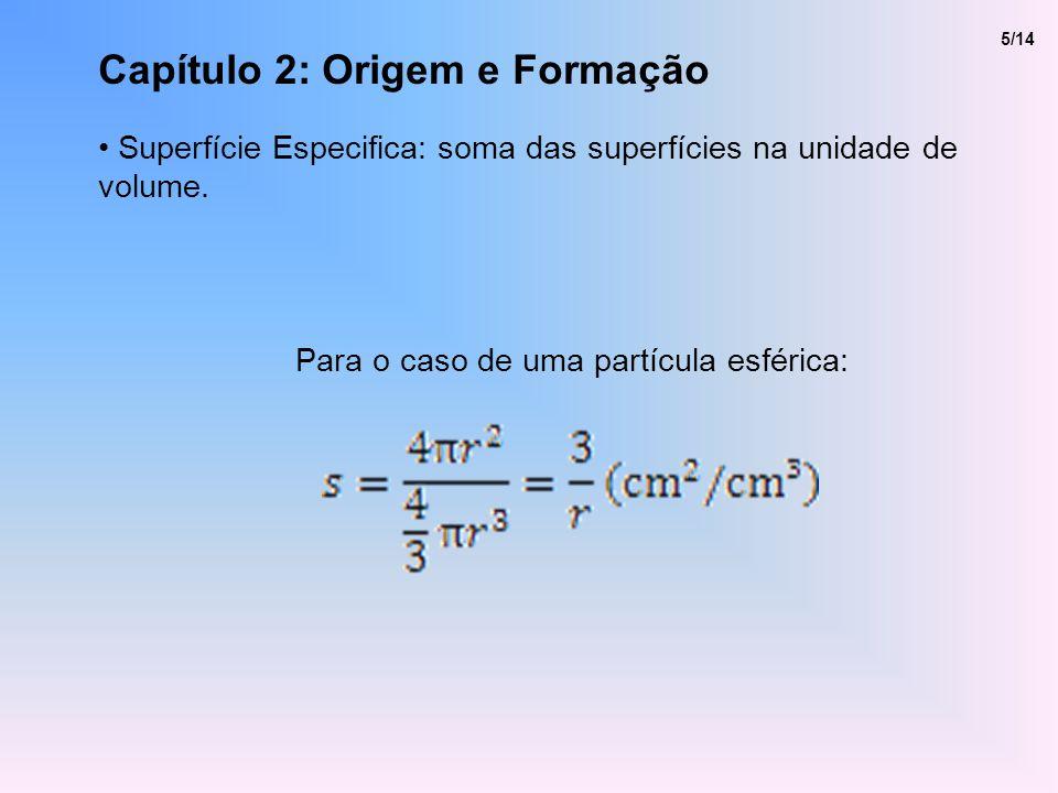 Para o caso de uma partícula esférica: