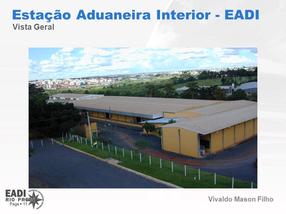 Estação Aduaneira Interior - EADI