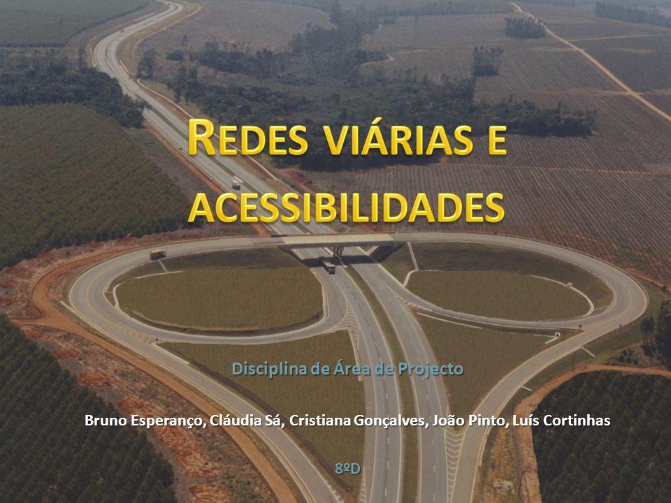 Redes viárias e acessibilidades