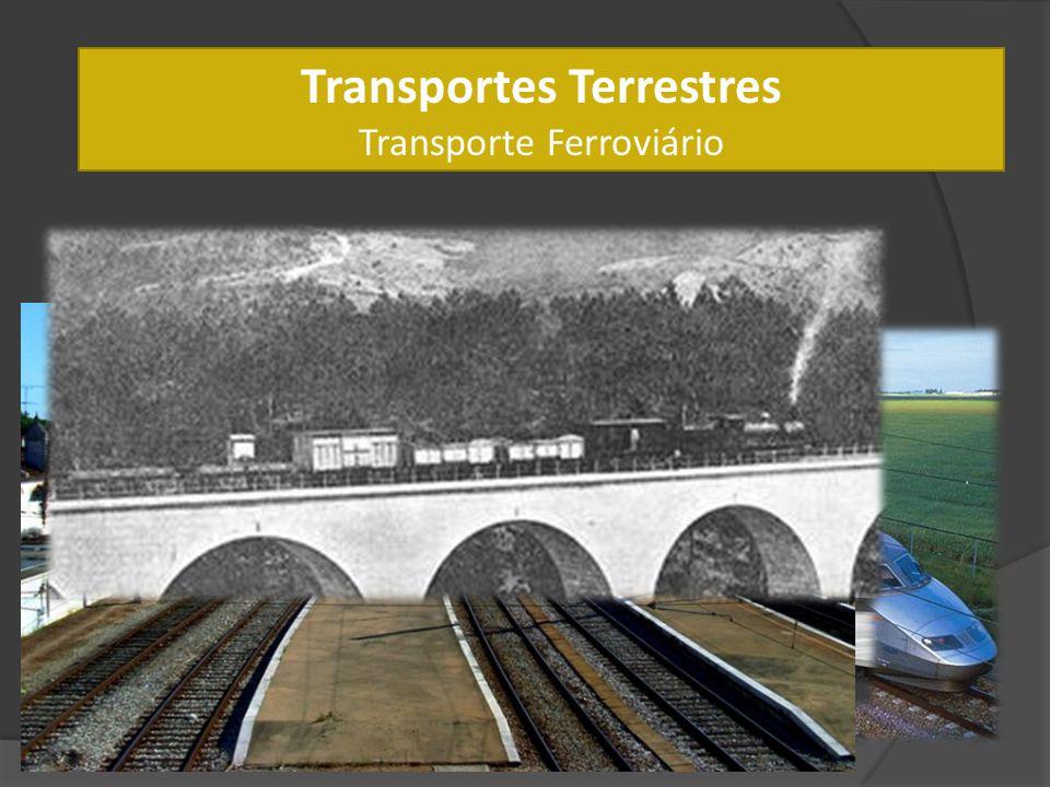 Transportes Terrestres Transporte Ferroviário