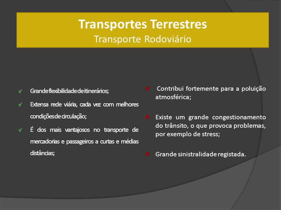 Transportes Terrestres Transporte Rodoviário