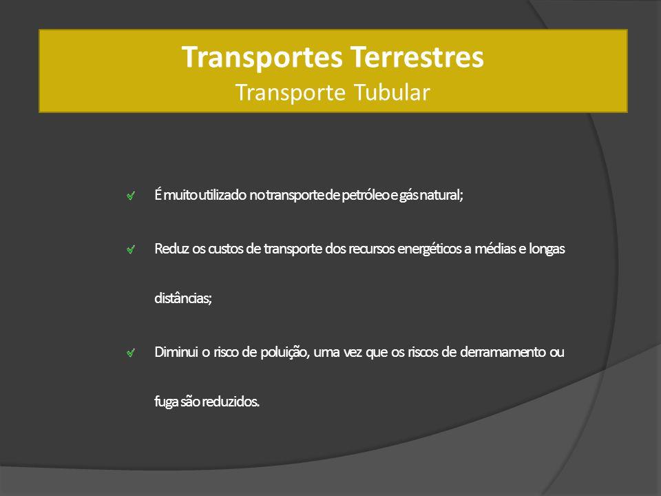Transportes Terrestres Transporte Tubular