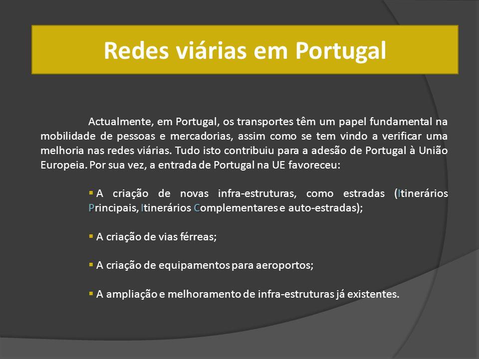 Redes viárias em Portugal