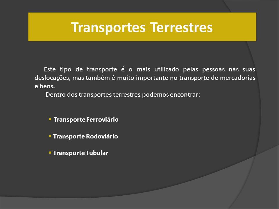 Transportes Terrestres