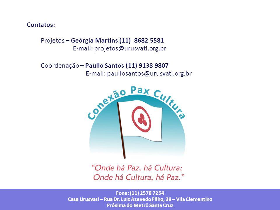 Projetos – Geórgia Martins (11) 8682 5581